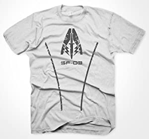 Mass Effect 3 Special Forces T-shirt (Large, Grey)
