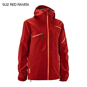 Heli Alpine Jacket Red Raven S