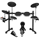Behringer XD80USB High-Performance 8-Piece Electronic Drum Set with 175 Sounds, LCD Display and USB/MIDI