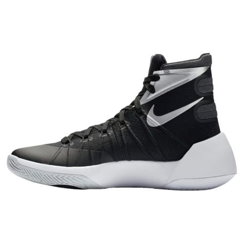 New Women's Nike Hyperdunk 2015 TB Basketball Shoes Black 749885 001 Size 12