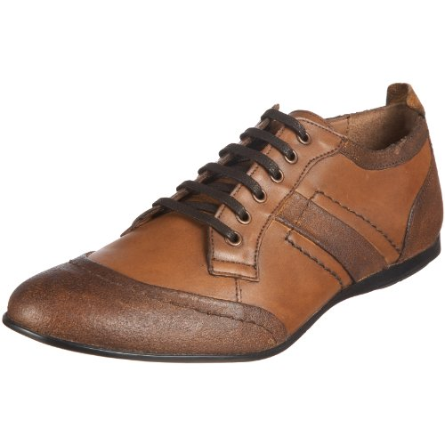 Hush Puppies Men's Orley Tan Multi Lace Up H1315902P 7 UK