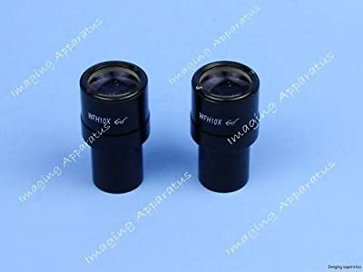 10x Microscope Eyepiece 4 Bausch & Lomb B&l Bl Scopes from Imaging Apparatus