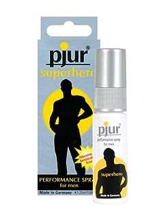 Pjur superhero delay spray - 20 ml (Package Of 5)