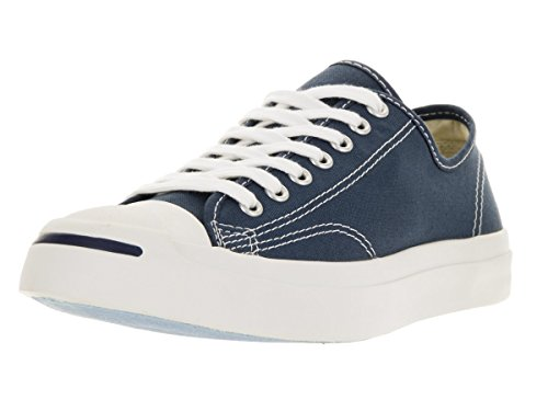 Converse Unisex Jack Purcell Cp Ox Navy/White Casual Shoe 8.5 Men US / 10 Women US