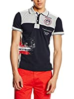 Geographical Norway Polo Kavo (Azul Marino)