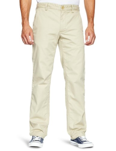 Timberland Twill Chino Straight Men's Jeans Sand W36 INxL32 IN