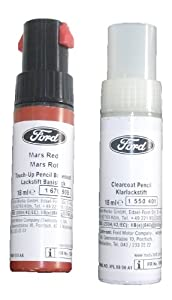 Ford Touch Up Paint - Mars Red by Ford Motor Company