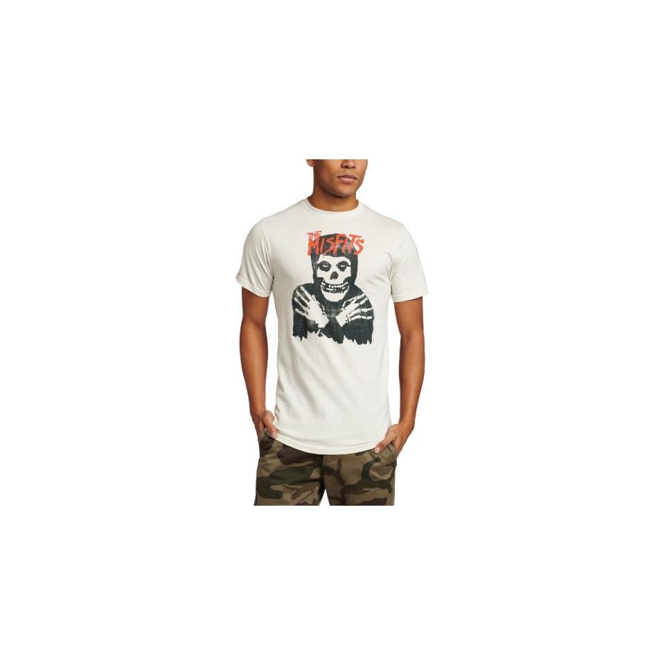 Impact Merchandising Mens Misfits Classic Skull T Shirt