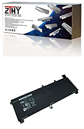 ZTHY® 11.1V 61WH Laptop Battery for Dell XPS 15 9530 Precision M3800 T0TRM 245RR 0H76MY H76MV 07D1WJ 7D1WJ Y758W