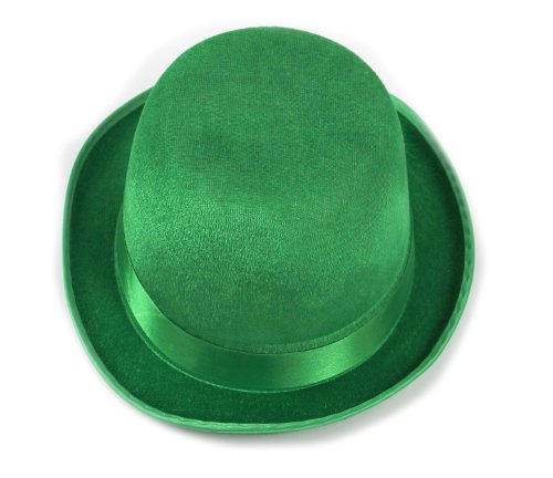 Green Derby Child Hat - One-Size