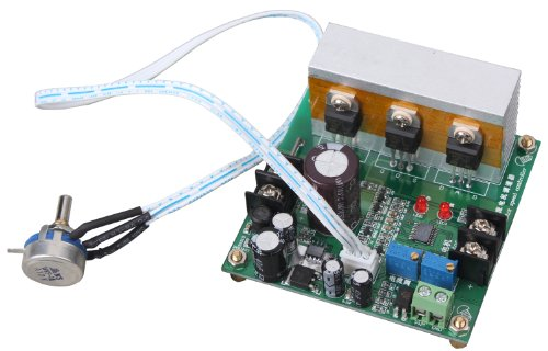 Wide Voltage Pwm Dc Brush Motor Speed Controller Support Mach3 Control Speed