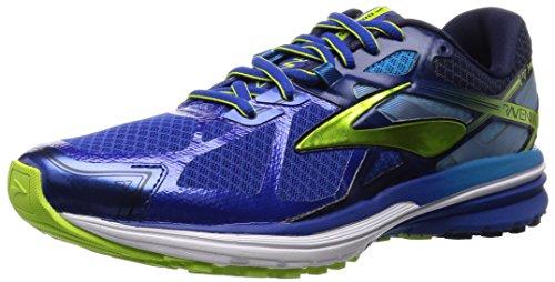 Brooks Ravenna 7 Scarpe da corsa, Uomo, Blu (Blau (SurfTheWeb/LimePunch/PeacoatNa)), 45