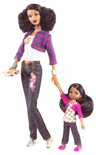Barbie So In Style Trichelle and Janessa Dolls