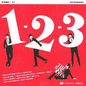 1-2-3(初回限定盤『DVD付き』『全国全県ツアー第二弾発表公演のチケット先行抽選予約シリアルナンバー封入』)