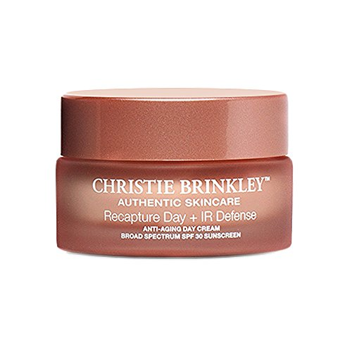 Copper Skin Depth : Christie brinkley authentic skin care recapture day ir