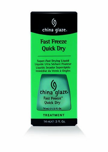 Fast Freeze Quick Dry Nail Polish, 0.5 Ounce by