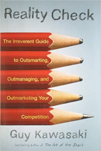Reality Check: The Irreverent Guide to Outsmarting, Outmanaging, and Outmarketing Your Competition price comparison at Flipkart, Amazon, Crossword, Uread, Bookadda, Landmark, Homeshop18