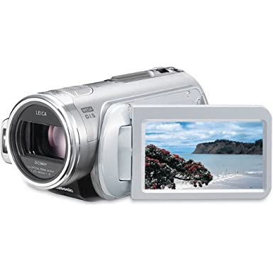 Panasonic HDC-SD1 AVCHD 3CCD High Definition SD/SDHC Camcorder, 12x Optical 3