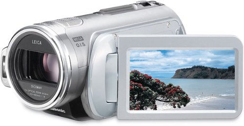 Panasonic HDC-SD1 AVCHD 3CCD Flash Memory High Definition Camcorder with 12x Optical Image Stabilized Zoom