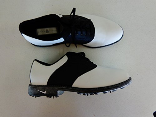 New Nike Classic Golf Shoes 192103 Womens 10 White/Black Golf