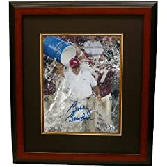 Bobby Bowden Autographed Hand Signed Florida State Seminoles 16x20 Photo Powerade...