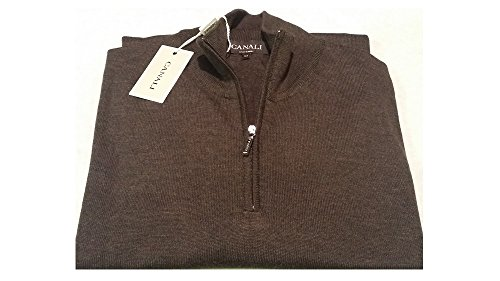 canali-k8190-51-half-zip-pullover-100-extrafine-merinos-wool-made-in-italy-brown-50-brown