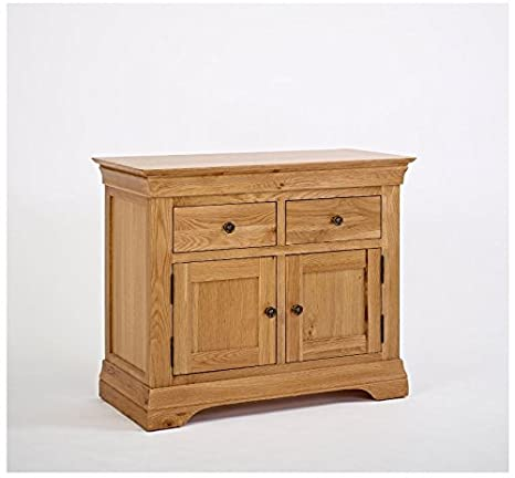 Normandy Oak Small Sideboard / Dresser Base