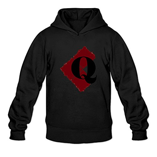 Harley Quinn Men's Long Sleeve Hoodies Black US Size S (Dremel 202 compare prices)