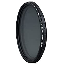NISI ND-F72 ND 72mm Fader Lens Filter