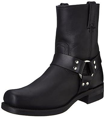 Frye Men's Harness 8R Hiking Shoes Black Noir (Blk) 6