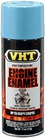 VHT (SP122-6 PK) Pontiac Blue High Temperature Engine Enamel - 11 oz. Aerosol, (Case of 6)