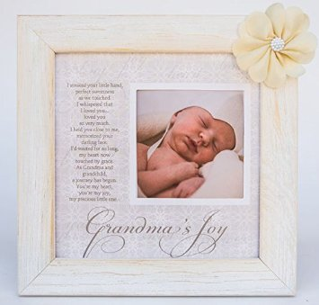 Grandma's Joy Picture Frame with Poetry - 1