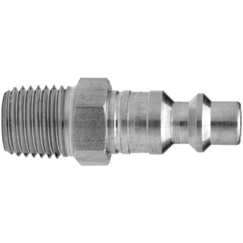 Dixon Valve DCP17 Steel Air Chief Industrial Interchange Air Fitting, Quick-Connect Plug, 1/2