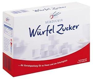 Südzucker Würfelzucker, 5er Pack (5 x 1 kg)