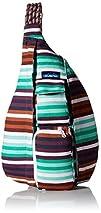 KAVU Rope Bag Earth Stripe One Size