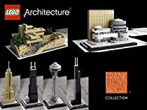 Lego Architecture - Complete set of 6 - Fallingwater, Guggenheim, Space Needle, Empire State Building, John Hancock, Sears Tower