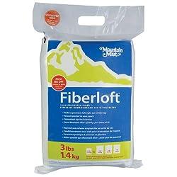 Mountain Mist Fiberloft Polyester Stuffing, 3 Pounds (303MM)