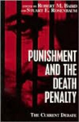 Punishment And The Death Penalty (Contemporary Issues) front-15860