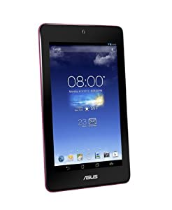 """Asus ME173X-1O049A Tablette tactile 7"""" (17,78 cm) 1,2 GHz 8 Go Android Jelly Bean 4.2.2 Bluetooth/Wi-Fi Rose"""