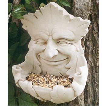 Cheap Carruth Studio Hand Cast Birdfeeder Garden Smile (B006GOF8IS)