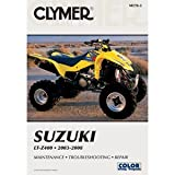 The Amazing Quality Clymer Suzuki LT-Z400 (2003-2008)