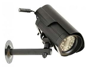 SCS SEN4139392 Caméra additionnelle sans fil pour kit vidéo Portée 100 m