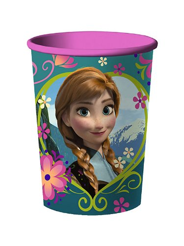 Disney's Frozen 16 oz Souvenir Plastic Party Cup - 1