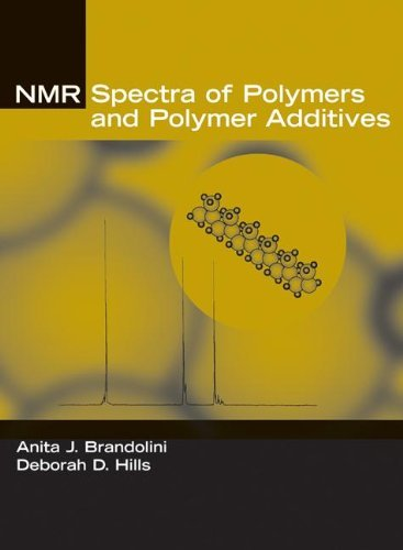 Nmr Spectra Of Polymers And Polymer Additives