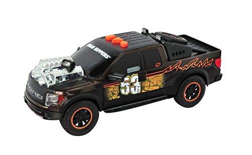 Toy State Road Rippers Lightning Rods: Ford F150 Raptor SVT (Ford Lightning Rc Car compare prices)