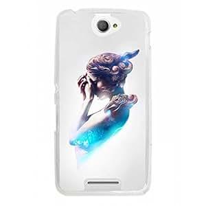 a AND b Designer Printed Mobile Back Cover / Back Case For Sony Xperia E4 (SON_E4_1296)