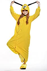 Blue-Dog Unisex Adult Children cosplay Costumes Onesie Children and Adult Children Pajamas Cosplay Gift For Hallowmas (115) (S)