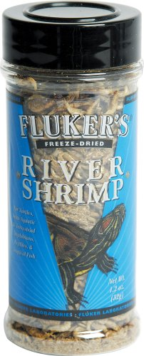 Fluker's 1.2 oz Freeze Dried River Shrimp