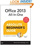 Office 2013 All-In-One Absolute Begin...