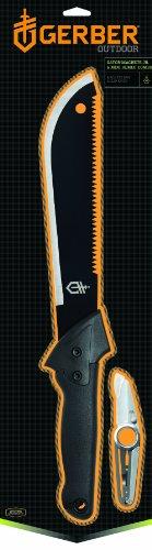 Gerber 31-001460 Gator Machete Jr And Mini Remix Combo front-81700